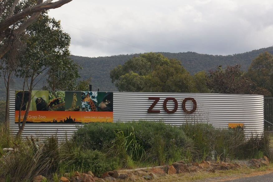Halls Gap Wildlife Park + Zoo